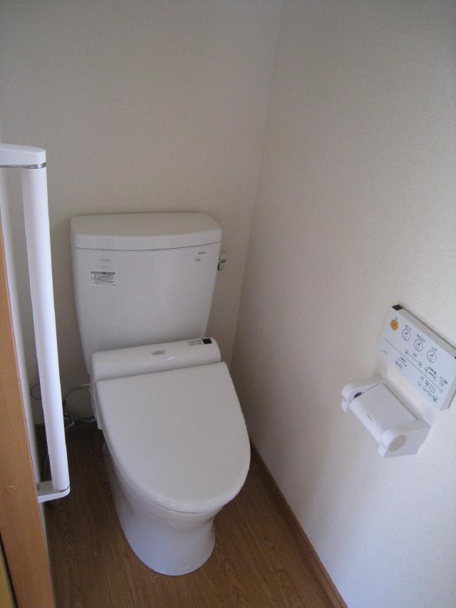 増築トイレ設置