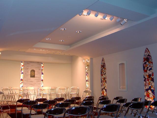 コンサートホール改装ステージ