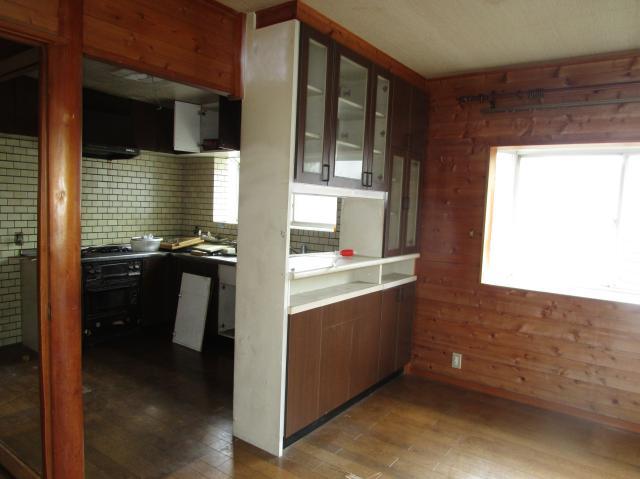 中古住宅リフォーム既存キッチン