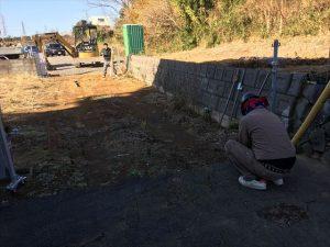 長泉町下長窪で、マイホーム注文住宅工事着工しました。