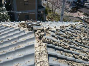 静岡県東部で耐震工事・屋根軽量化