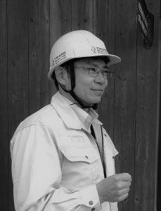 長泉町 新築の注文住宅現場管理者の岩﨑です