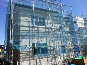 長泉町 下長窪マイホーム新築注文住宅 外観です