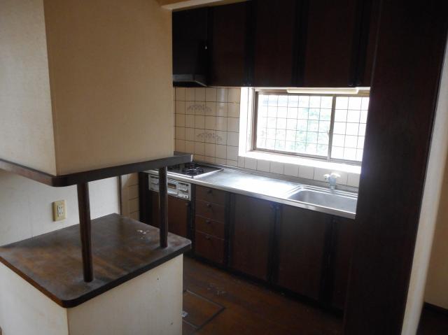沼津市でキッチン改装工事