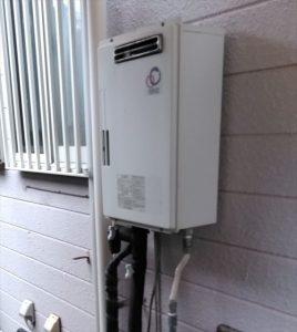 富士宮市で給湯器交換