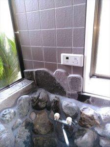 リンナイ給湯器交換 浴室リモコン 函南町