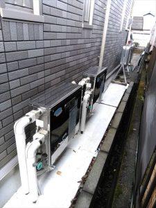 伊豆の国市で石油給湯器が故障したと見積依頼がありました