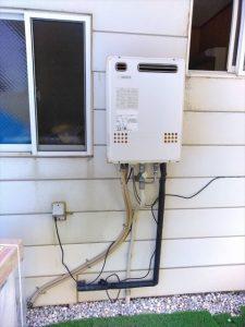 沼津市千本でお湯が出ないと給湯器交換のお問い合わせがありました