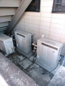 三島市にお住まいの方より給湯器が故障して動かないとお問い合わせがありました