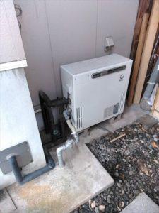 長泉町本宿にお住まいの方より給湯器の湯はりができないとお問い合わせあがありました