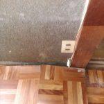 伊豆の国市で台風による床上浸水被害の改修工事