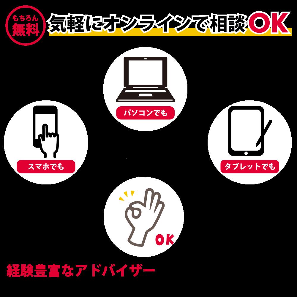 オンライン相談会(挿絵)1000×1000