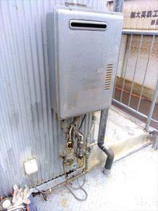 沼津市蓼原町にお住まいの方より給湯器交換のお問合せがありました。