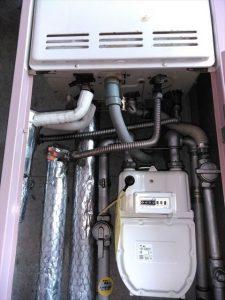 清水町徳倉にお住まいの方より給湯器交換のお問合せがありました。