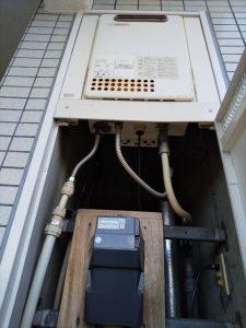 沼津市新沢田にお住まいの方より給湯器交換のお問合せがありました。