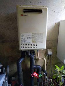 田方郡函南町丹那にお住まいの方より給湯器交換のお問合せがありました。