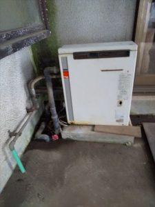 沼津市大岡にお住まいの方より給湯器交換のお問合せがありました。
