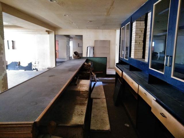 沼津市で1階部分の全面改修工事