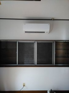 沼津市で内窓と内装リフォームをしました