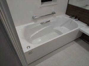 沼津市で冷たいタイルの浴室から暖かいユニットバスになりました
