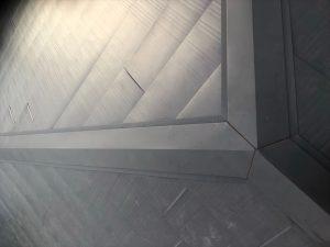 沼津でスレート屋根劣化で訪問業者から高額見積!カバー工法完工
