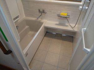 沼津市でタイルの浴室からタカラのユニットバスへ