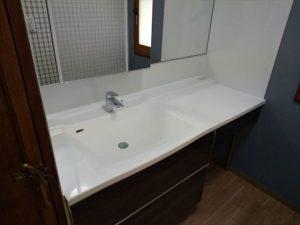 長泉町でタカラの浴室・洗面にリフォームしました