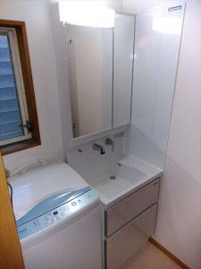沼津市でタカラの浴室・洗面にリフォーム